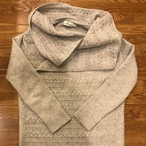 Vineyard Vines Wool and Cashmere Open Cardigan